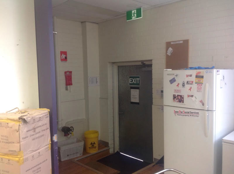 What are exit doors and paths of travel & Exit Doors and Paths of Travel Audit Maintenance and Repairs ... Pezcame.Com